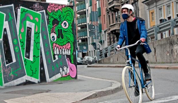 perfecto para los ciclistas