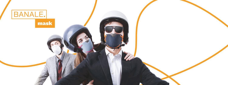 slider banale mask